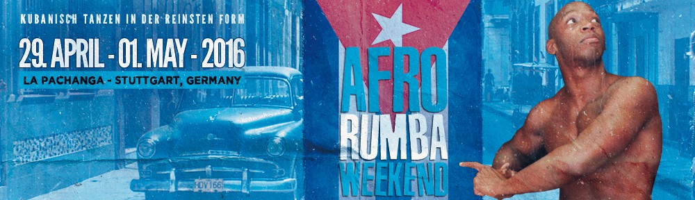 Afro Rumba Weekend Stuttgart